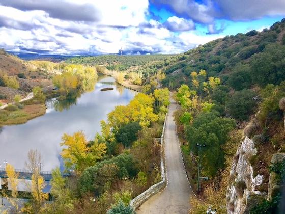 Ruta del Vino de Ribera del Duero desde Soria