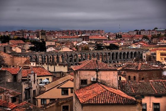 Ruta del Vino de Ribera del Duero desde Segovia