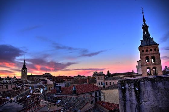 Wine Tours from Segovia to Ribera del Duero